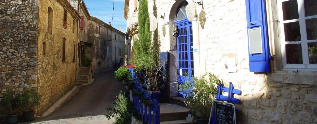 Euzet-les-Bains