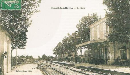 Chapitre 3-7 - gare d'Euzet-les-bains