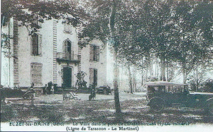 Chapitre 4-7 - villa dans le parc