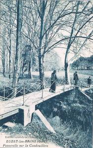 Chapitre 5-7 - passerelle sur la Candouillère
